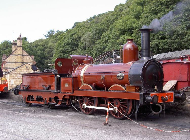 Locomotives of the Furness Railway