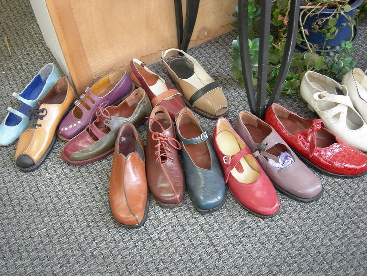 Locomotor effects of shoes
