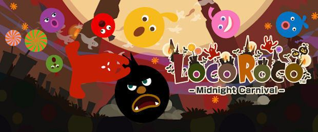 LocoRoco Midnight Carnival On PlayStation Network this week LocoRoco Midnight Carnival Zombie
