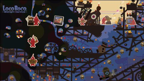 LocoRoco Midnight Carnival Coming to PSN this Week LocoRoco Midnight Carnival PlayStationBlog
