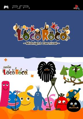 LocoRoco Midnight Carnival LocoRoco Midnight Carnival emceejinpspiso
