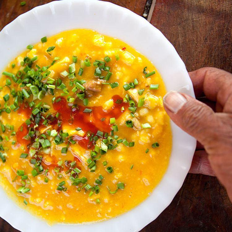 Locro Locro Argentine Pork Veal and Hominy Stew Recipe SAVEUR