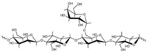 Locust bean gum Chemical and Physical Properties of Guar Gum vs Locust Bean Gum used