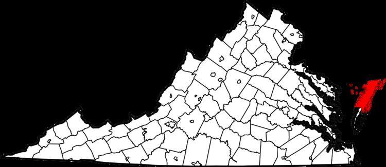 Locust Mount, Virginia