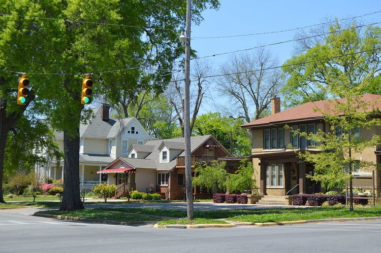 Locust Street Historic District (Florence, Alabama)