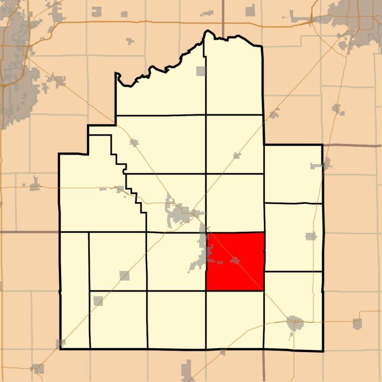 Locust Township, Christian County, Illinois