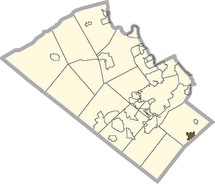 Locust Valley, Pennsylvania