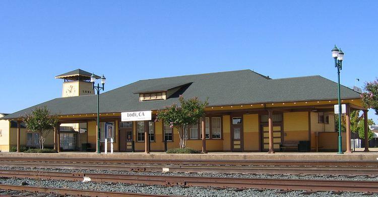 Lodi Transit Center