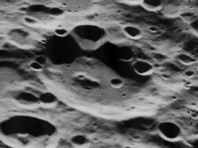 Lodygin (crater)