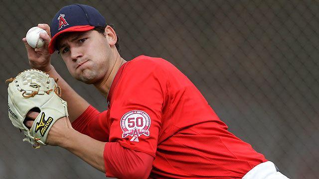 Loek van Mil Angels pitcher Loek Van Mil more than just a tall tale