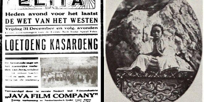 Loetoeng Kasaroeng Inilah 7 Film Tertua di Indonesia SUARA TANGSEL BERITA
