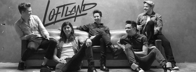 Loftland DREAM Records Signs Pop Rock Band Loftland DREAM LABEL GROUP
