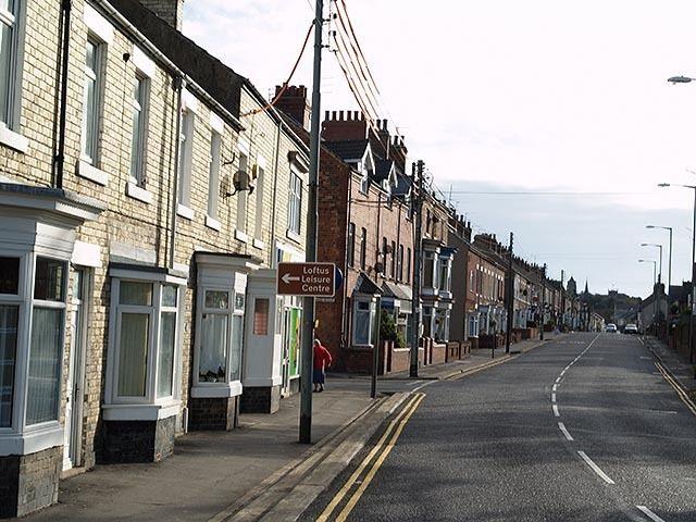Loftus, North Yorkshire