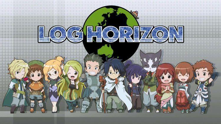 Log Horizon Anime Sunday The Best Of 2014 Log Horizon WTFGamersOnly