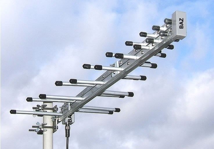 Log-periodic antenna