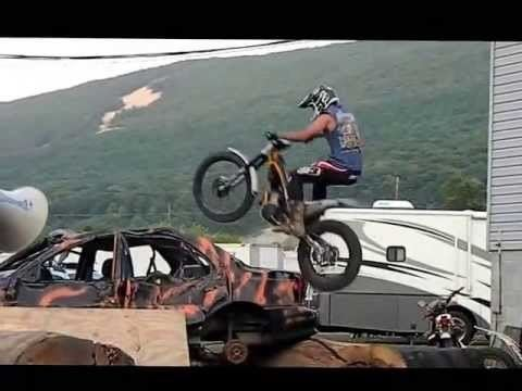 Logan Bolopue Logan Bolopue Durty Dabbers Dual sport 2013 YouTube