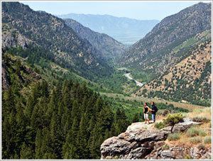 Logan Canyon Logan Canyon Reflections