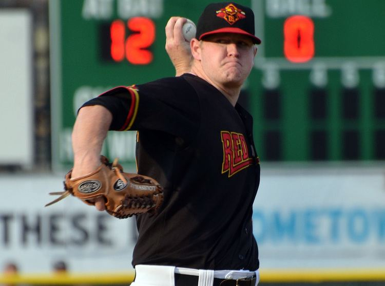 Logan Darnell Darnell Named IL Pitcher of the Week 7th Red Wing to
