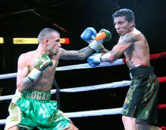 Logan McGuinness Logan McGuinness Return to The Ring with UD Win over Luis Juarez