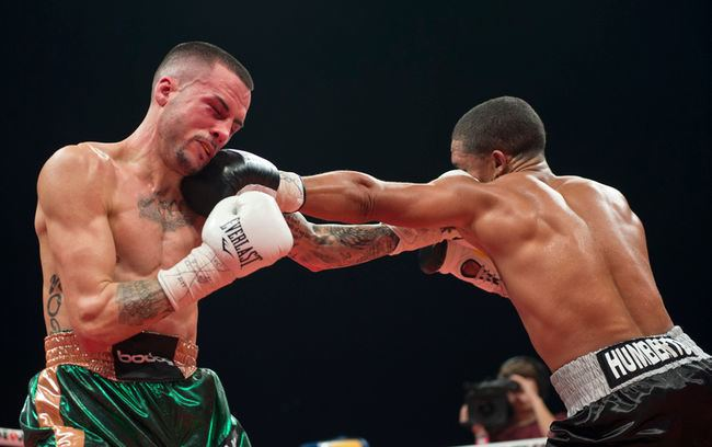 Logan McGuinness Boxer Logan McGuinness driven to return to ring Buffery Other