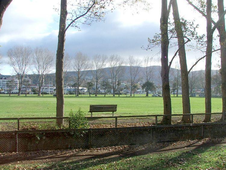 Logan Park, Dunedin