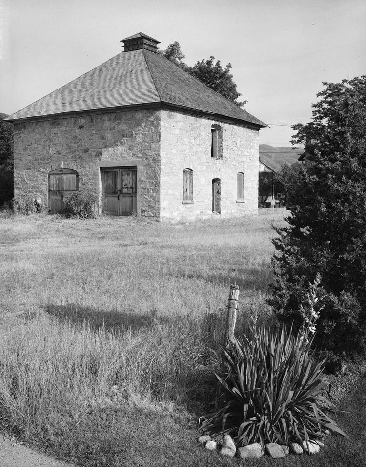 Logan Temple Barn