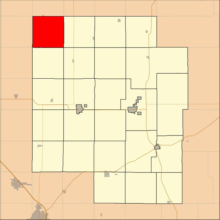 Logan Township, Marion County, Kansas