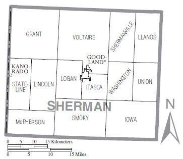 Logan Township, Sherman County, Kansas