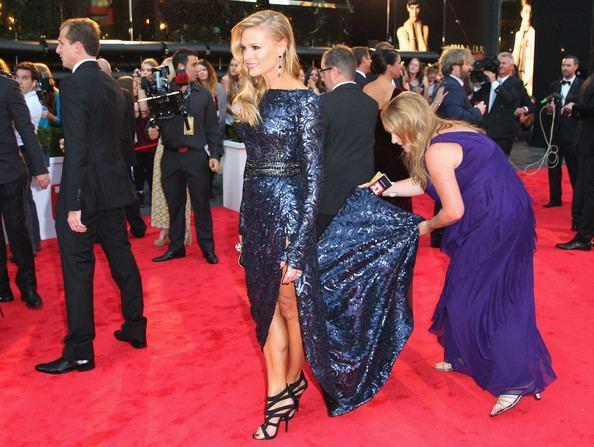 Logie Awards Sonia Kruger Pictures 2013 Logie Awards Arrivals