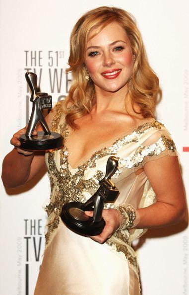 Logie Awards Jessica Marais Photos Photos 51st TV Week Logie Awards Winners