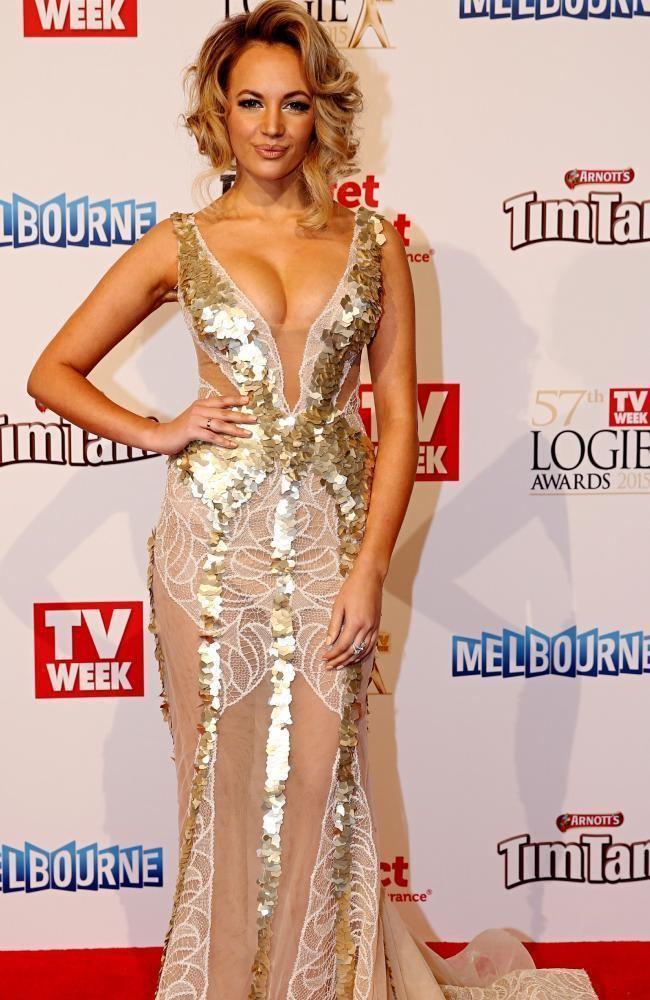 Logie Awards TV Week Logie Awards Frock shocks and horror on the red carpet