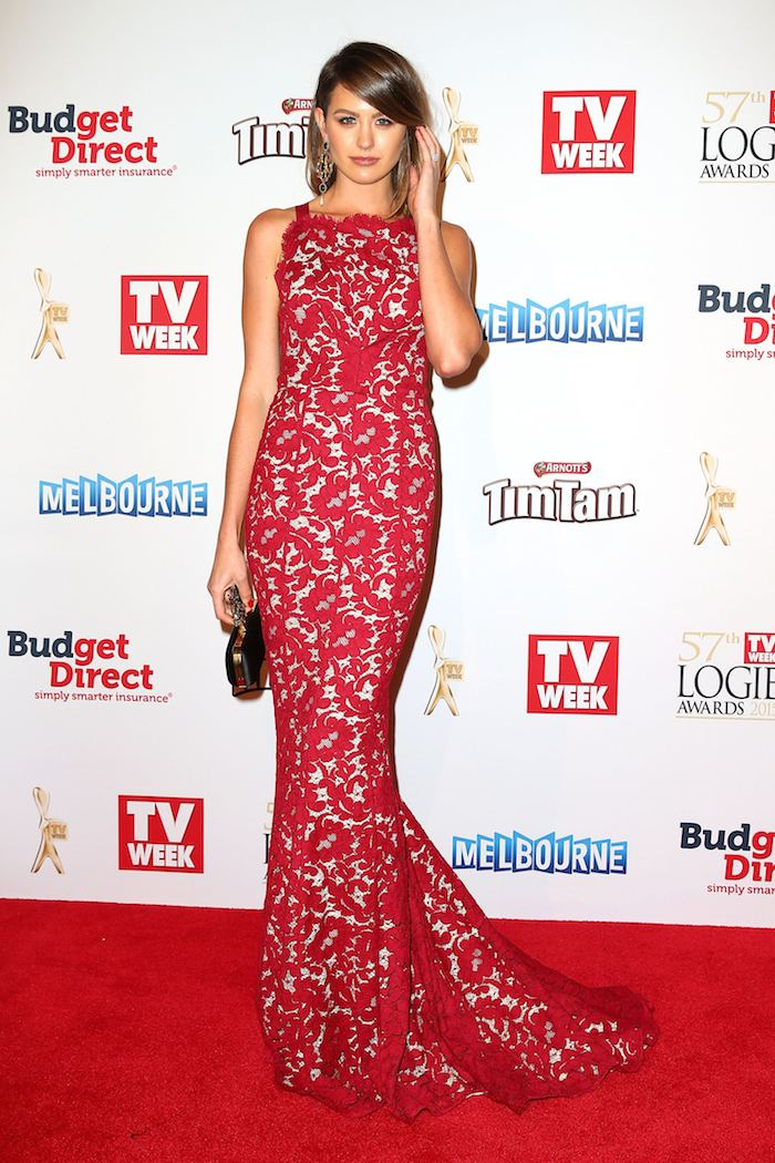 Logie Awards of 2015 Logies 2015 the style winners and losers The New Daily