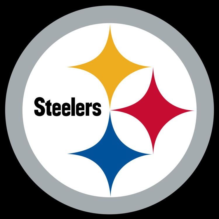 Logos and uniforms of the Pittsburgh Steelers