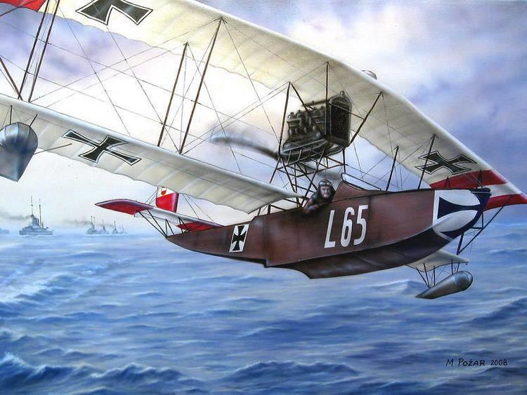 Lohner L Lohner L type One of Porco Rosso39s Foes This AustroHungarian