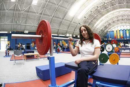 Loida Zabala Ollero Una medalla en Dubai el nuevo reto de Loida Zabala Avance Deportivo