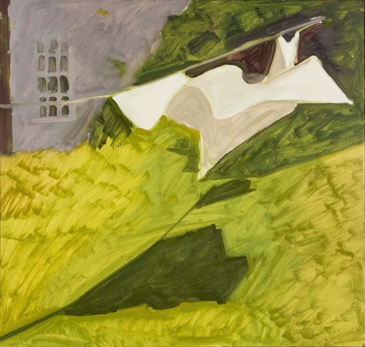 Lois Dodd Paintings by Lois Dodd The Portland Press Herald Maine