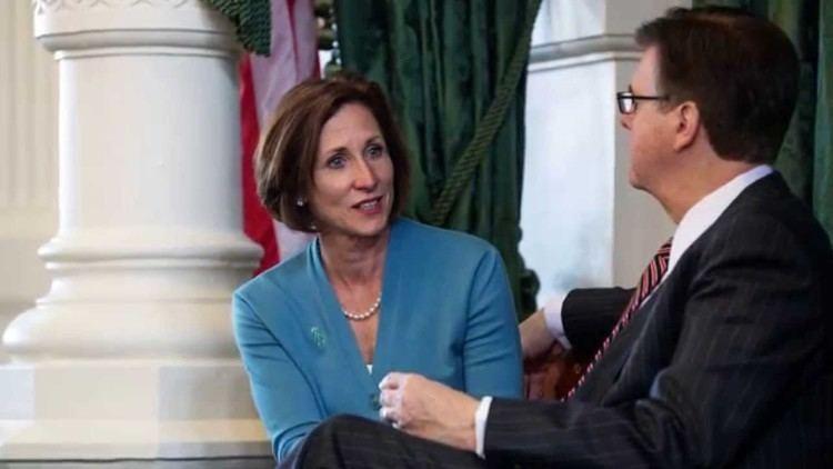 Lois Kolkhorst Lt Gov Dan Patrick endorses Senator Lois Kolkhorst for reelection