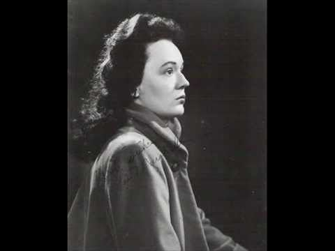 Lois Marshall Lois Marshall Vier letzte Lieder LIVE YouTube