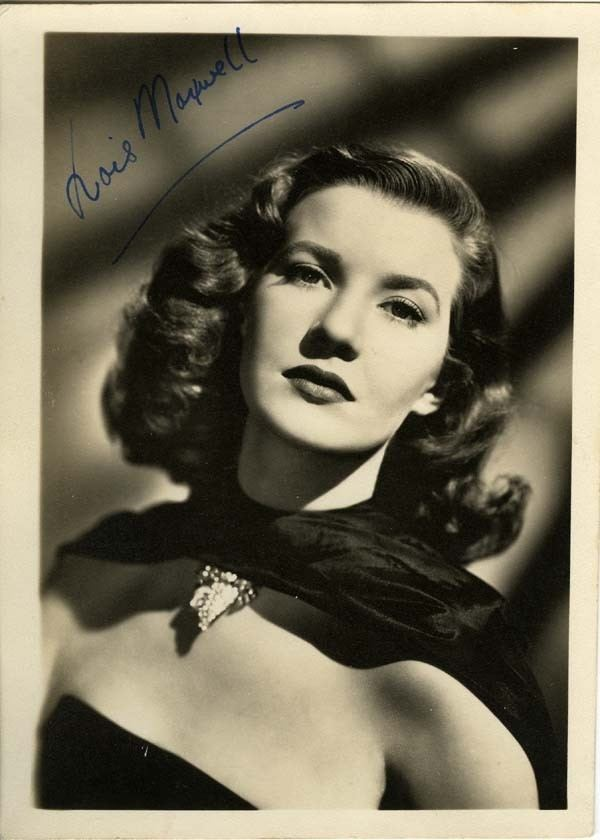 Lois Maxwell Lois Maxwell Miss Moneypenny in James Bond Films