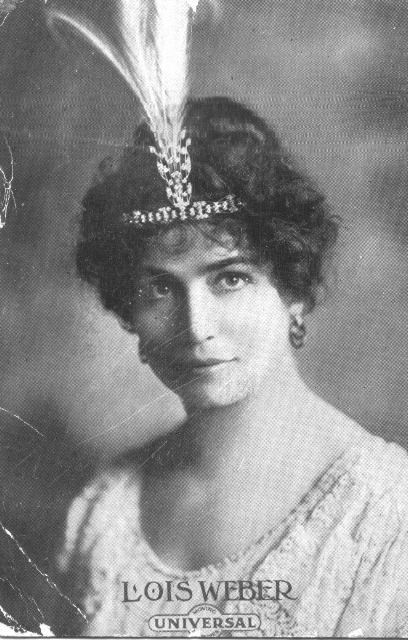 Lois Weber Lois Weber Women Film Pioneers Project