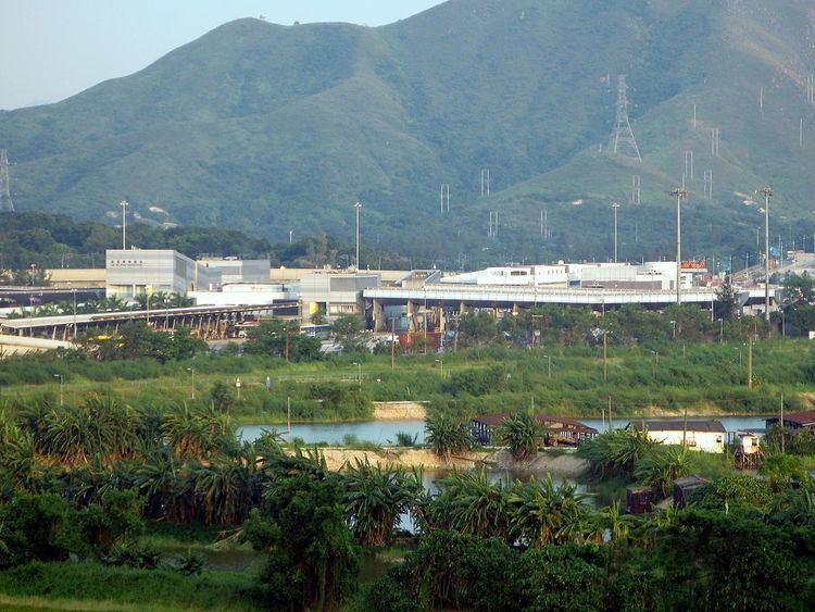 Lok Ma Chau Control Point
