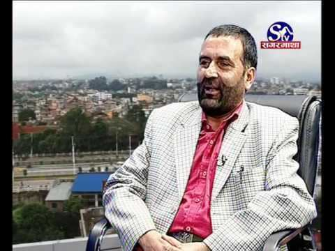 Lokesh Dhakal STV Chat with Lokesh Dhakal YouTube