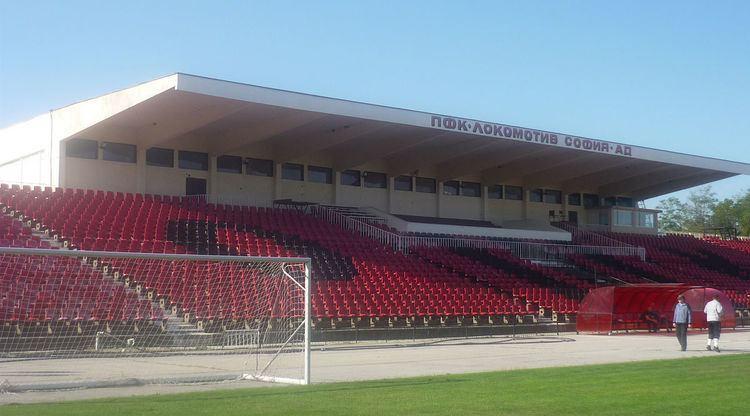 Lokomotiv Stadium (Sofia)