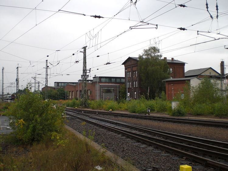 Lokomotiv-Versuchsamt Grunewald
