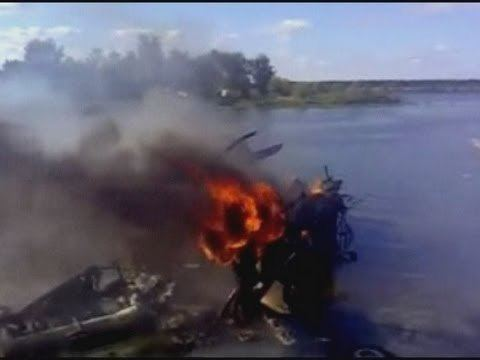 Lokomotiv Yaroslavl plane crash Plane crash kills Russian ice hockey team Lokomotiv Yaroslavl YouTube