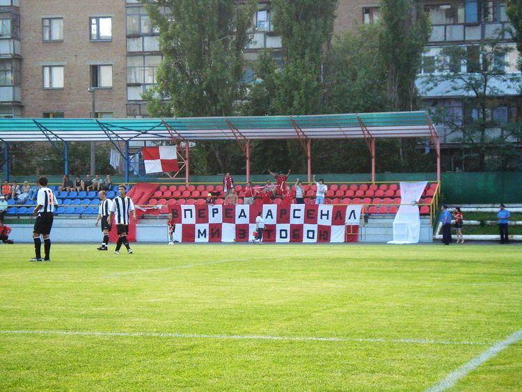 Lokomotyv Stadium (Poltava)