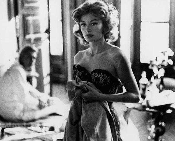 Lola (1961 film) Anouk Aimee in the movie Lola 1961 Sara Brajovic