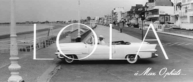 Lola (1961 film) 151 Jacque Demys Lola 1961 Film Dispenser