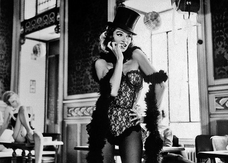 Lola (1961 film) Anouk Aimee in the Jacques Demy film Lola 1961 Nav Sikand Flickr