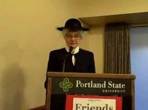 Lola Baldwin FOH presentsThe First American PolicewomanLola Baldwin YouTube